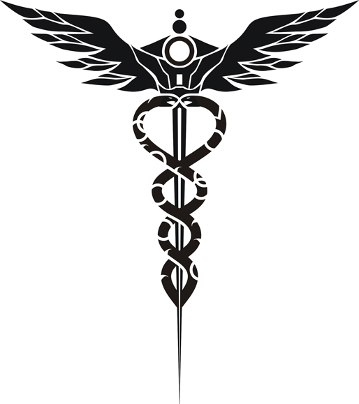 Medschool_Shirt_Logo_Caduceus
