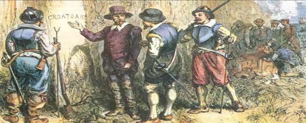 why the roanoke colony disappeared