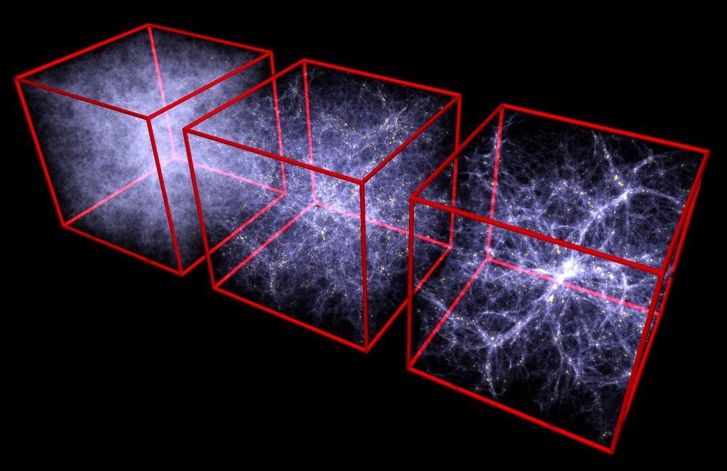 dark matter is fake it does not exist in the real universe or on