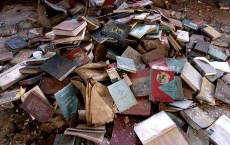 book-landfill