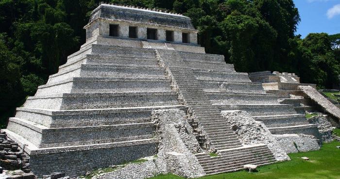 Palenque-Temple