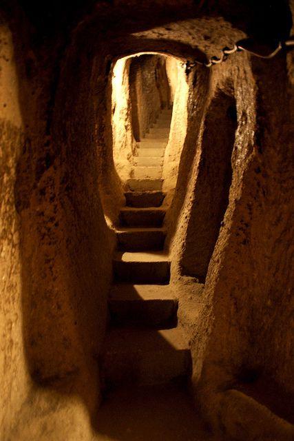 kaymakli-tunnel